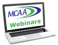 MCAA | Monthly Webinars | Upcoming Events